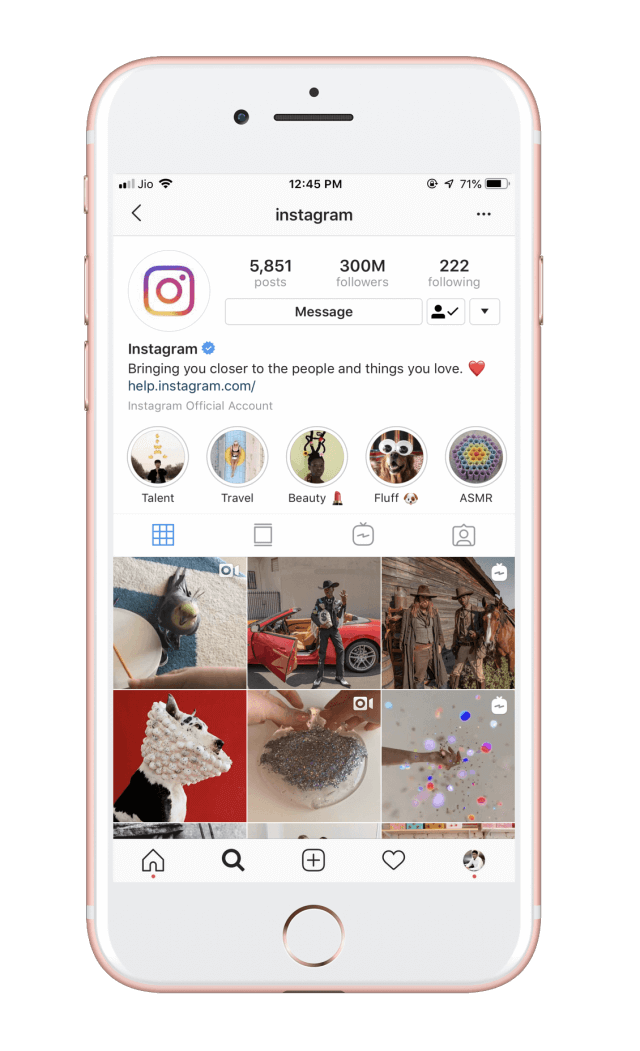 Instagram at a glance - Instagram facts
