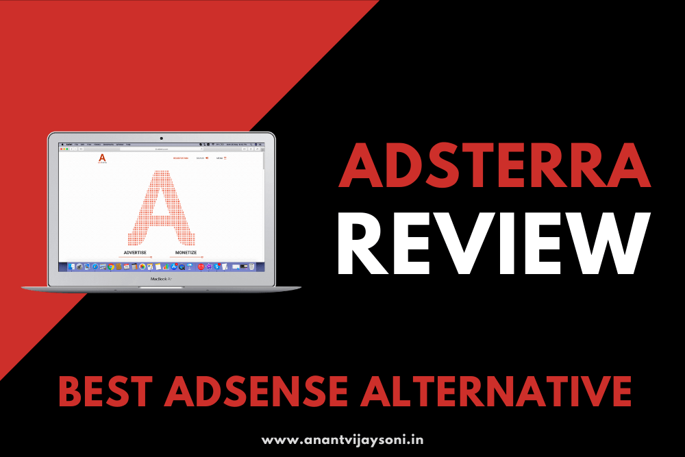 Adsterra Review - Best Adsense Alternative for Beginners - Instant Approval