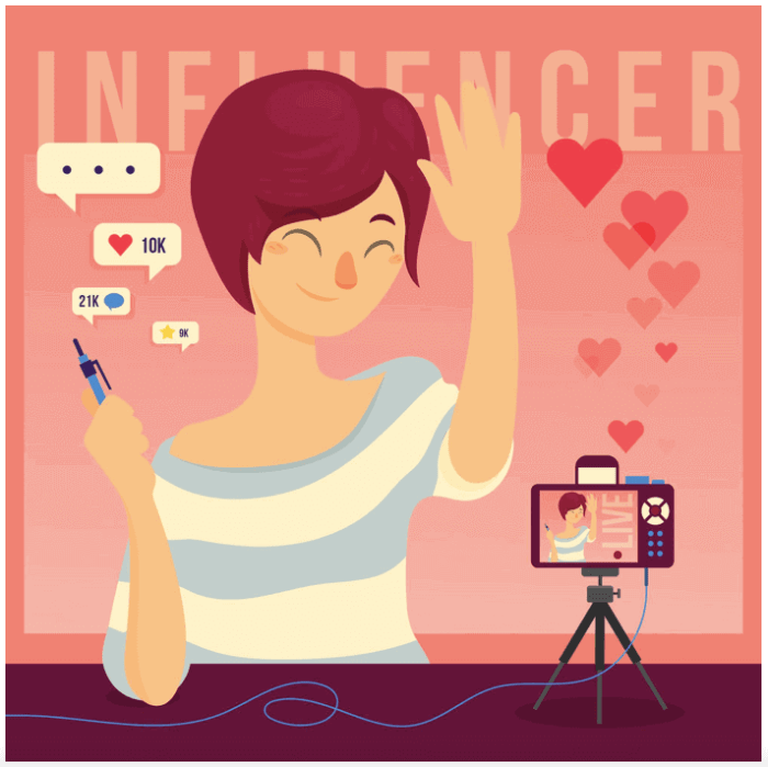 Live Content influencer marketing - Current Influencer Marketing Trends You Can't Ignore in 2021