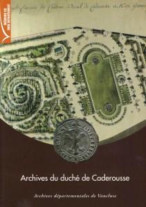 archive du duché de caderrousse