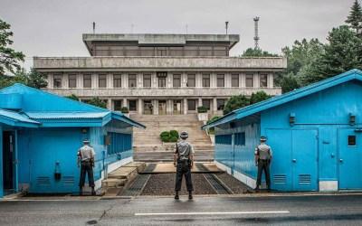Mr. Kim, Tear down this DMZ!