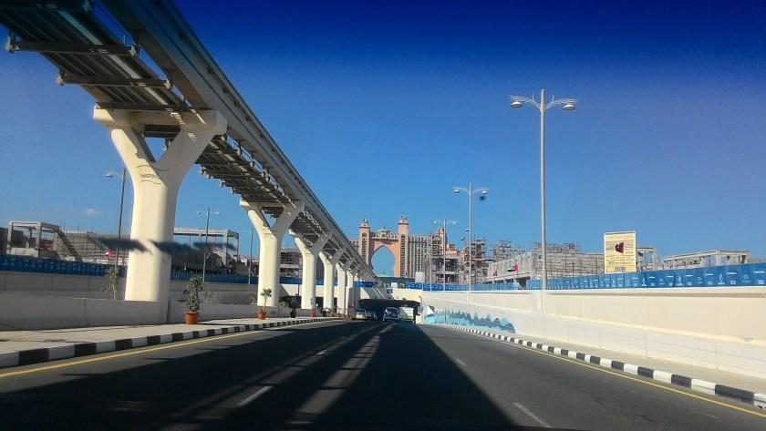 DUbai Holiday Smart Itinerary - Atlantis Monorail