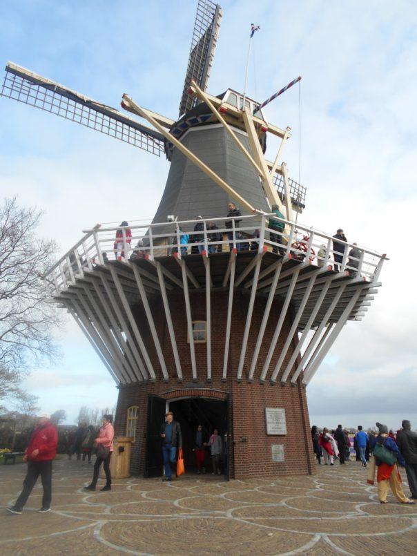 Amsterdam Itinerary Windmill Keukenhof