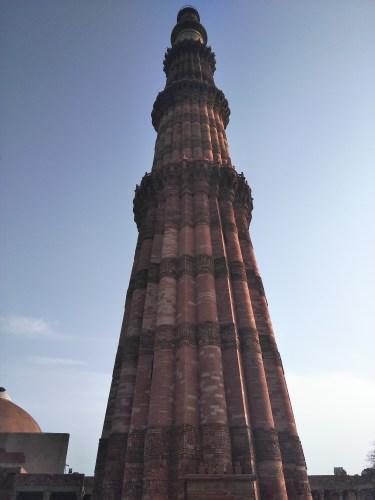 Qutub Minar Delhi India Travel Guide