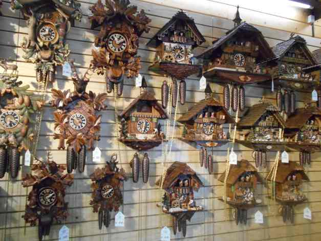 tour commissions cuckoo clock shop germany