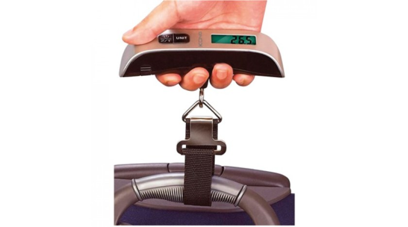 excess luggage weight