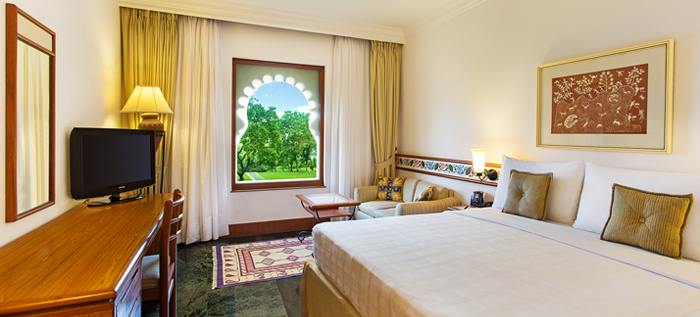 trident deluxe room udaipur
