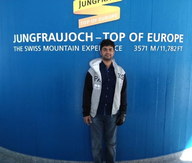 Jungfraujoch experience