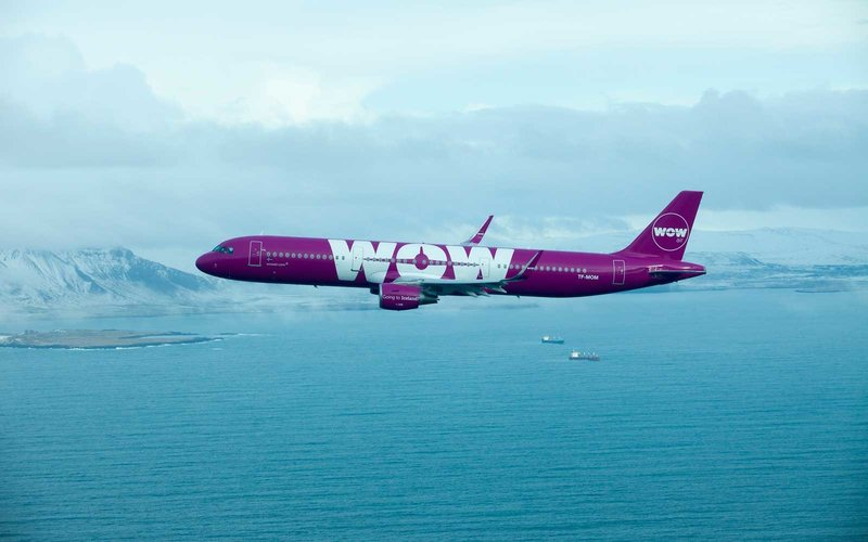 Wow Air low cost airline