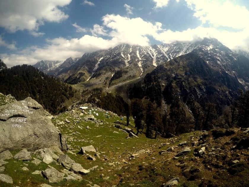 Indrahar Pass top Himalayan treks