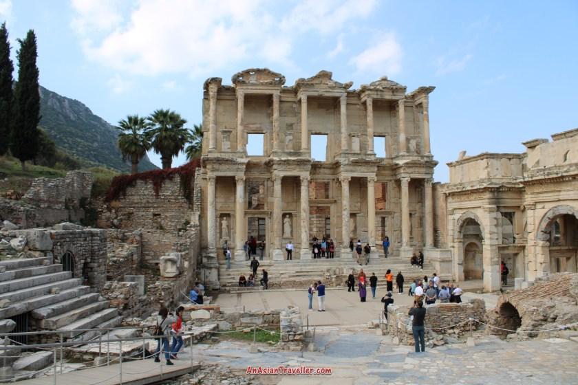 Ephesus Pamukkale itinerary