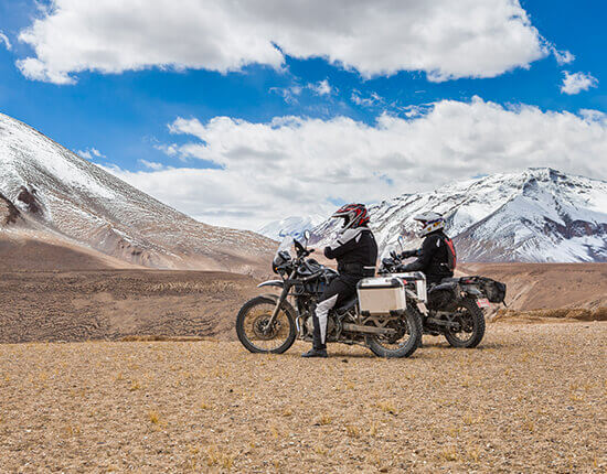 RoyalEnfield Himalayan BS6 in Leh, Ladakh