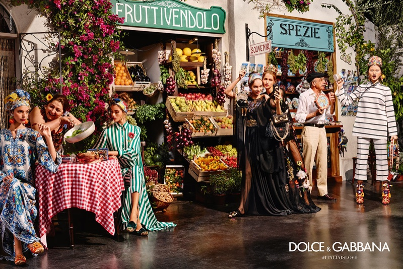My Deep love Towards Dolce&Gabbana + My Photography Path