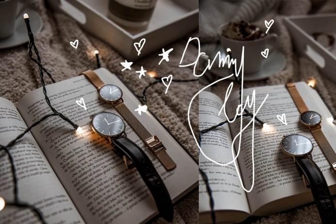 Daniel Wellington x Anastasija