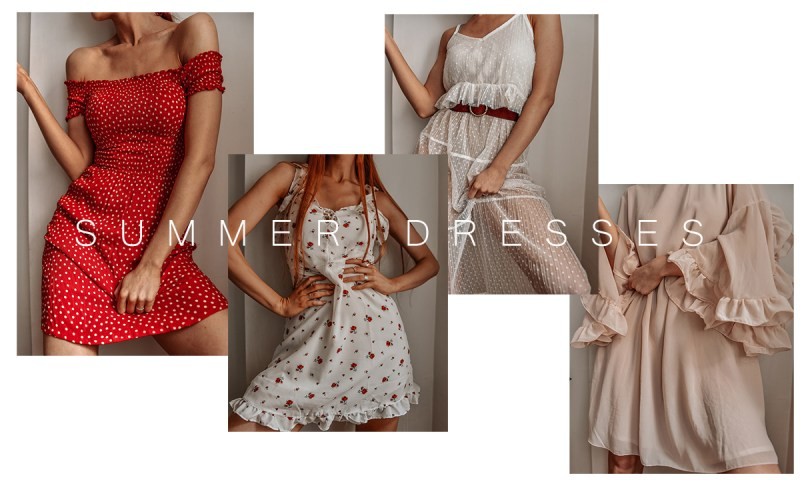 Dresses I Can't Wait To Wear This Summer