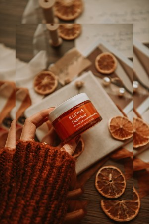 lemis superfood AHA glow Cleansing Butter