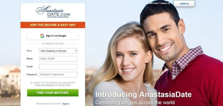 Anastasiadate.com, Anastasiadate, Anastasiadate scams