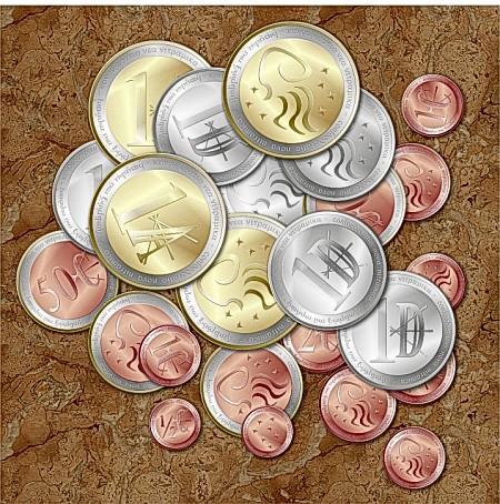 Kleingeld ist noch ein wenig vorhanden - sucht der Finanzminister demnächst in nitramischen Telefonzellen nach weiterem Münzgeld oder stehen Steuererhöhungen an?