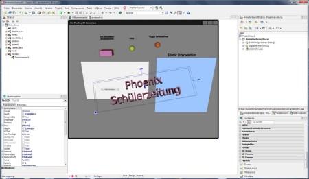 In Delphi XE kann man nicht nur wie gewohnt Steuerelemente zusammenklicken, sondern auch 3D-Oberflächen kreieren, für mehreren Plattformen und dennoch mit nur einigen Mausklicks.