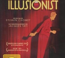 """Cover zur DVD-Ausgabe von """"Der Illusionist"""", die in Deutschland bei ARTHaus erschienen ist."""