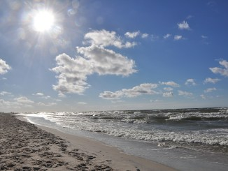 Sonne, Strand, Meer... (Foto: Martin Dühning)