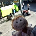 Mit dem Fernbus zurück in die Heimat