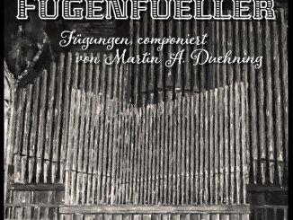 "Cover zum Album ""Fugenfüller"" (Grafik: Martin Dühning)"