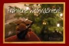 Frohe und gesegnete Weihnachten!