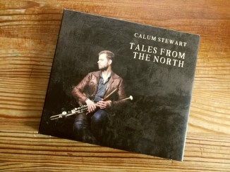 "Das Album ""Tales from the North"" von Calum Stewart (Cover)"