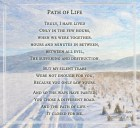 Path of Life - Visual Poem