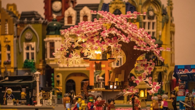 Sakura-Festival 2021 in Ventadorn-Juletree (Foto: Rosa Dudelspru)