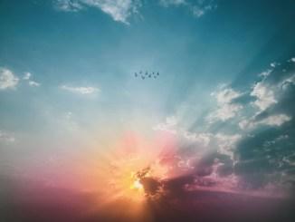 Wolkenhimmel (Foto: Rahul Pandit via Pexels)