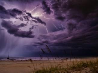 Thunderstorm (Foto: Greg via Pexels)