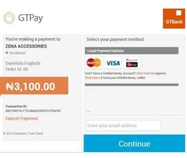 Payment Gateway in Nigeria