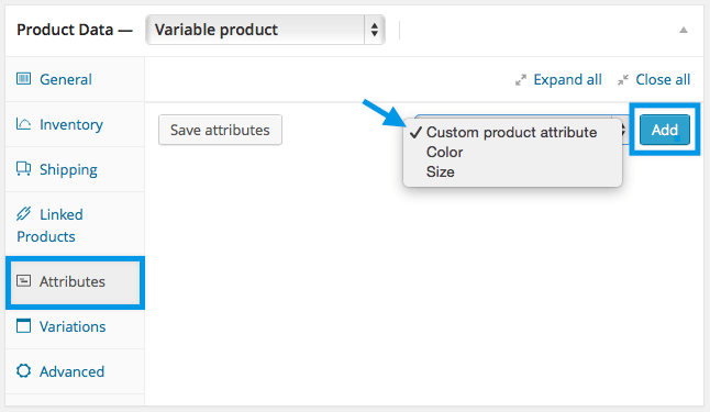 Adding-Custom-Attributes-to-WooCommerce