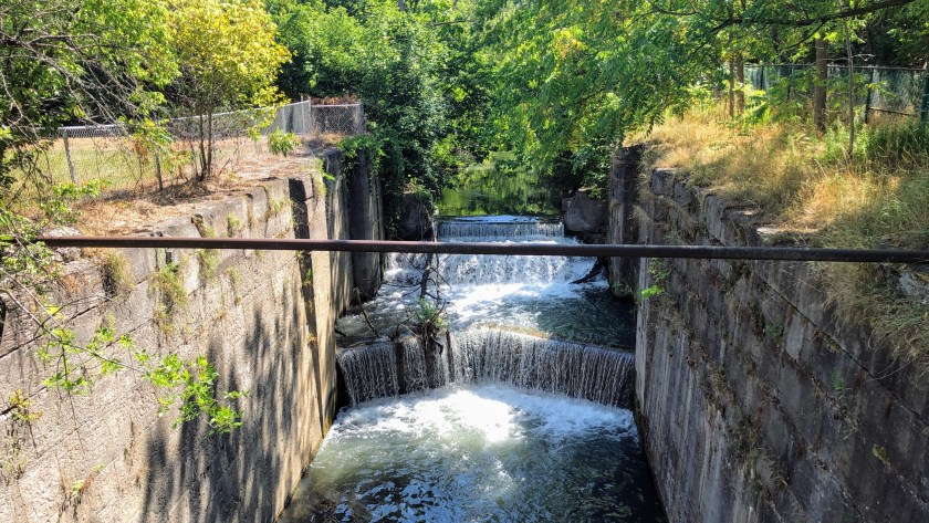 Waterfalls in St. Catharines