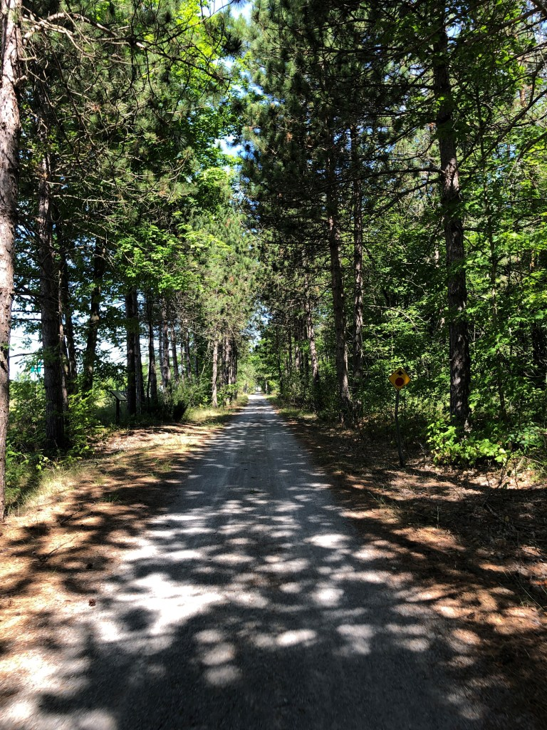 Simce County Loop Trail - Tiny Trail just south of Concession Rd 8 E.
