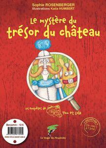 Livre d'anglais pour enfants Le mystère du trésor du château