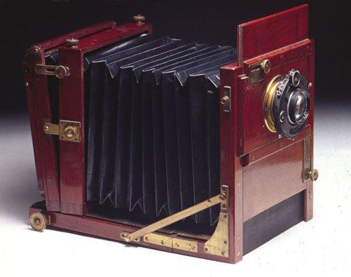 Gandolfi Large Format Camera