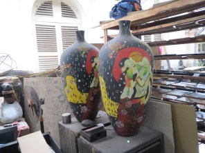 Lacquer handcrafts