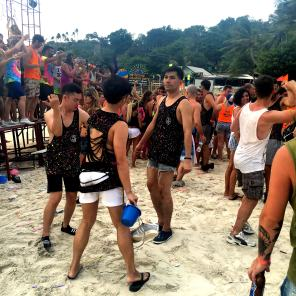 Full Moon Party August 2016