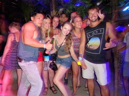 Gili T Jungle Bar 2016