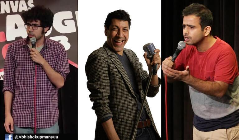Some Of The Best Stand up Comedy Videos Enriched With Indian Tadka