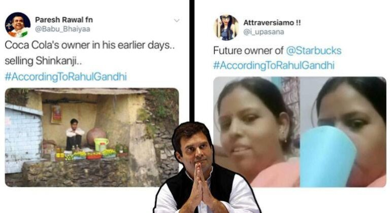 Twitter Comes Up With Hilarious Rahul Gandhi Types Stories After McDonald's & Coca-Cola Remark