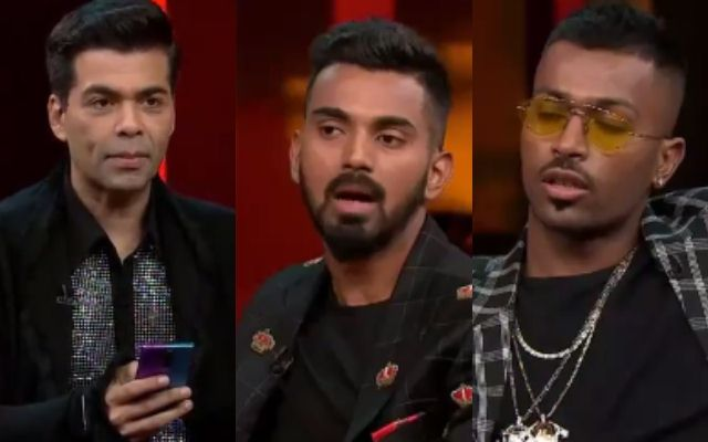 Hardik Pandya and K.L Rahul says Virat is Better than Sachin in Koffee With Karan.. Twitter Comes Up With The Funniest Jokes