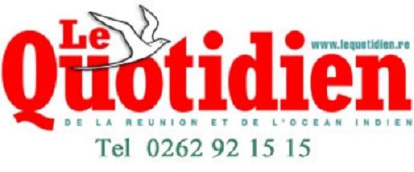 Logo du quotidien de la Réunion