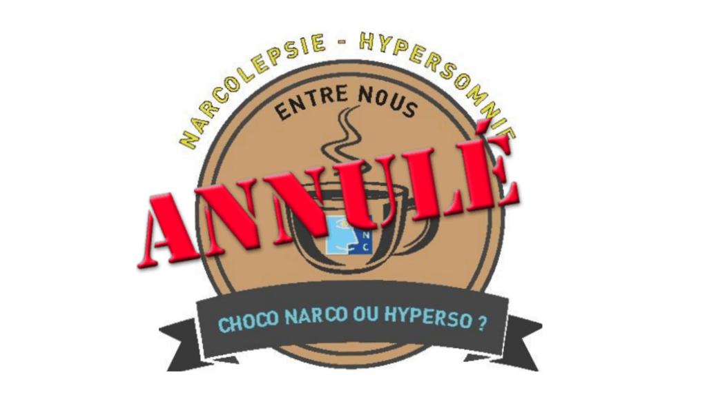 """Réunion ANC - """"Entre nous : choco narco ou hyperso"""" - novembre 2018"""