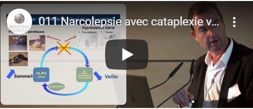 Confėrence narcolepsie avec cataplexie