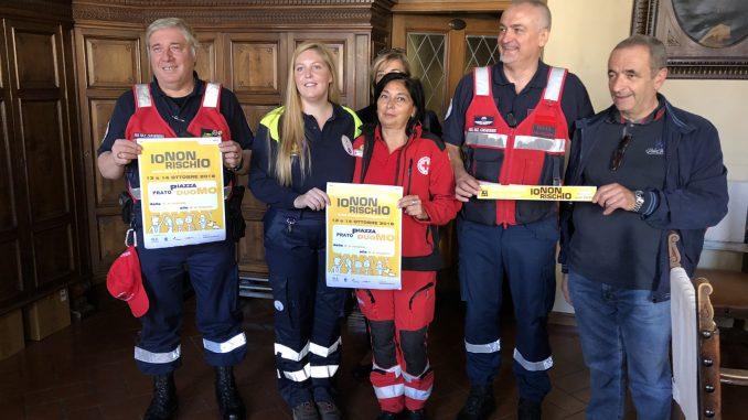 """""""Io non rischio"""", nel weekend la campagna per le buone pratiche di Protezione Civile"""
