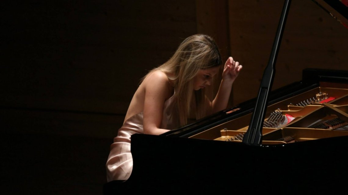 Concerto di Vanessa Benelli Mosell